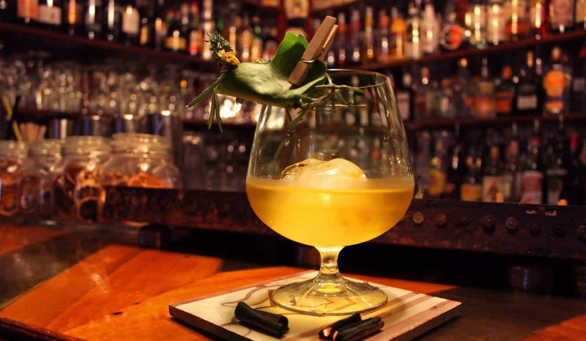 Best Bars in Lisbon Portugal for Cocktails
