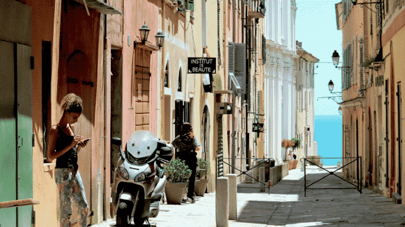 Instagram Corsica