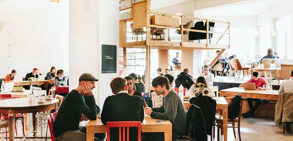 Berlin Digital Nomad Cafes for Coworking