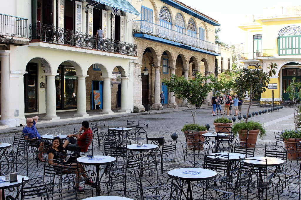 Best Coffee Shops in Havana with Great Views