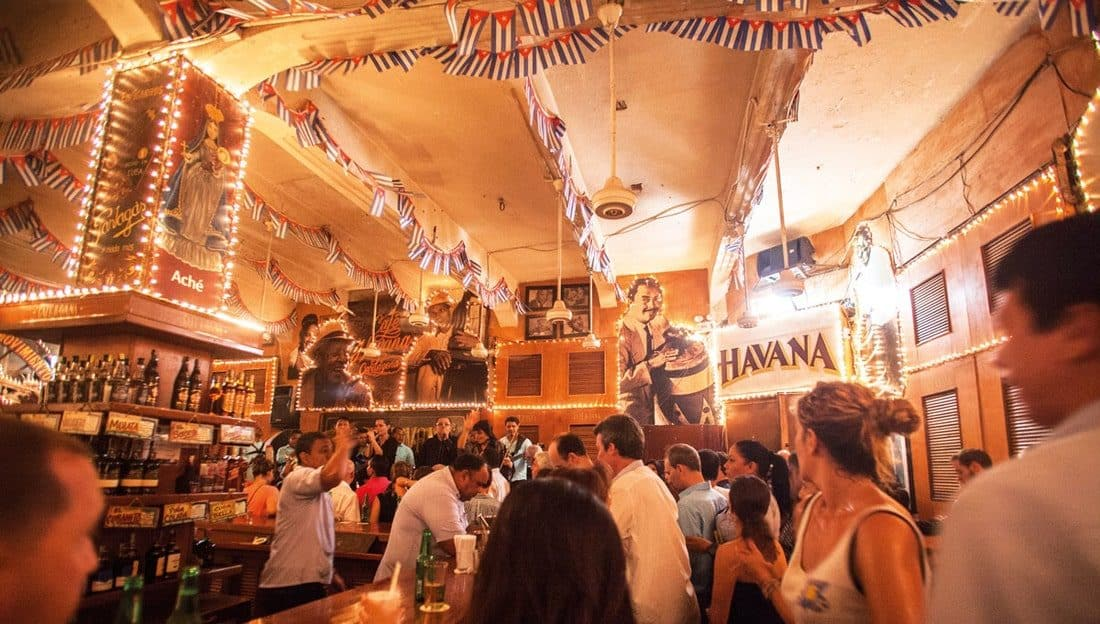 Cartagena Bar Best in South America