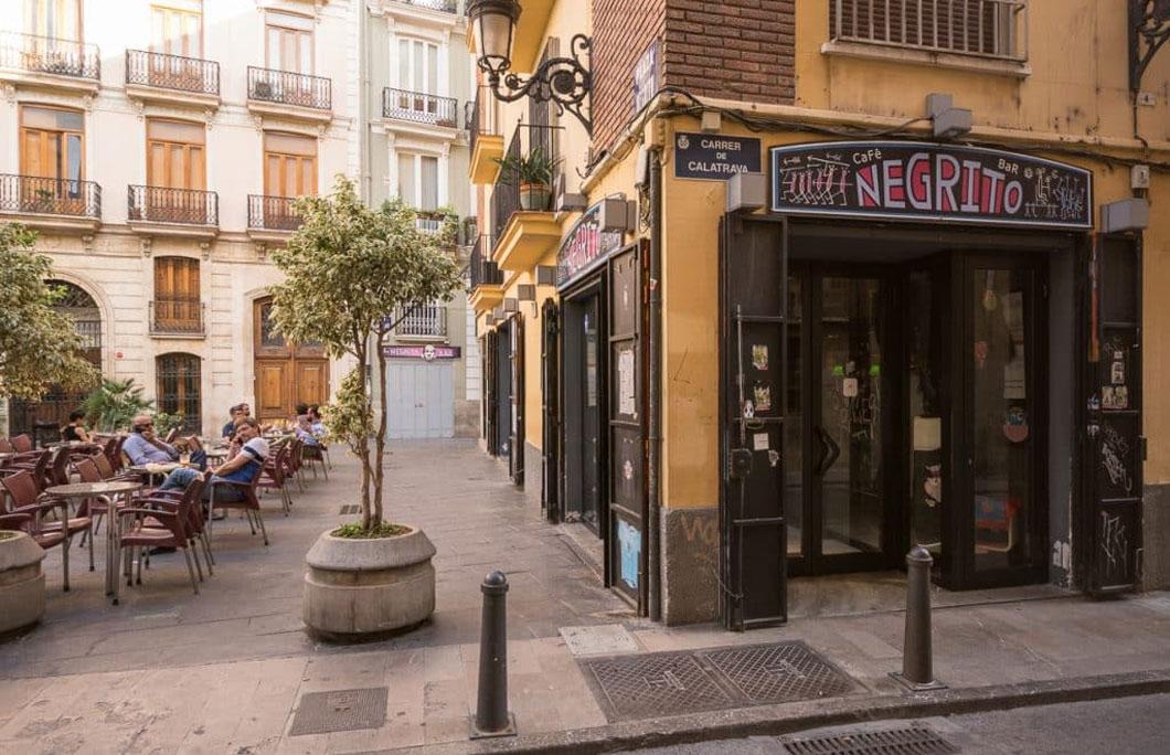 Best Bars in Valencia Spain