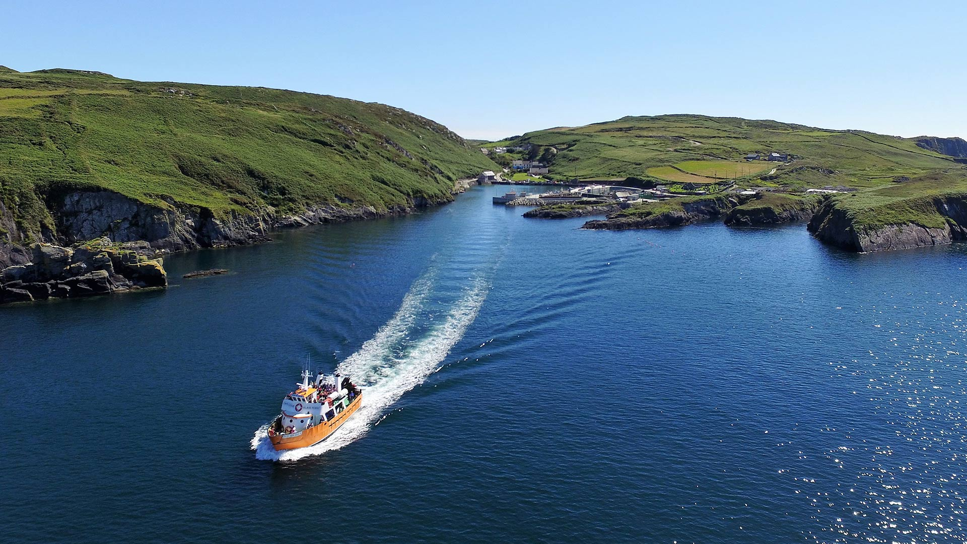 Travel to Cape Clear for Best Instagram Cork Photos