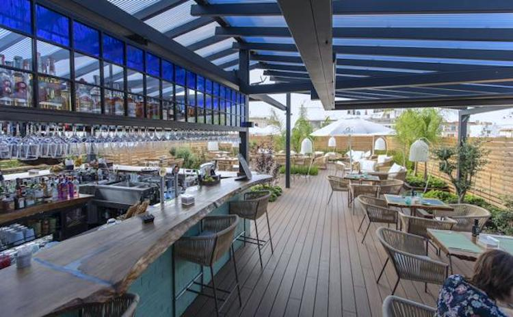 Best Rooftop Terrace Bars in Malaga