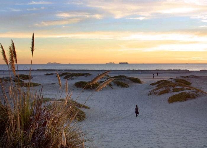 west coast beaches