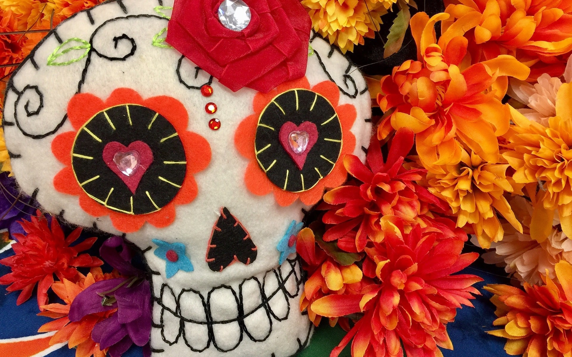 Marigolds Are a Day of the Dead Tradition