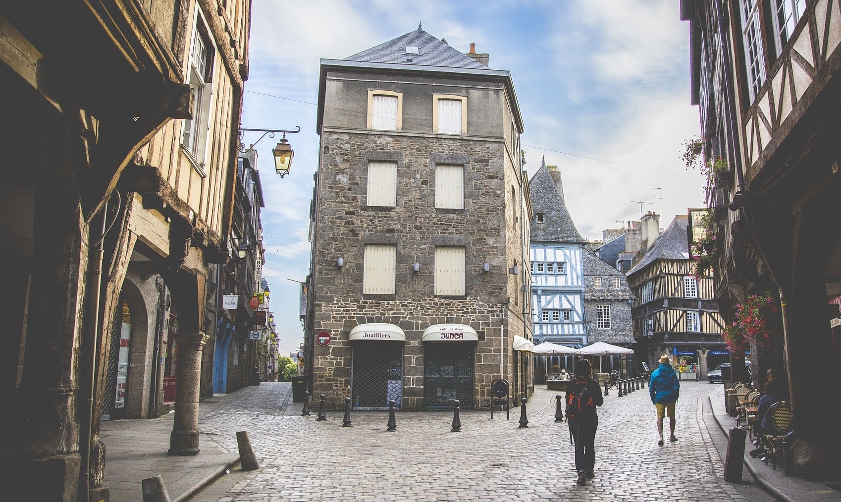 Most Instagrammable City in Brittany France
