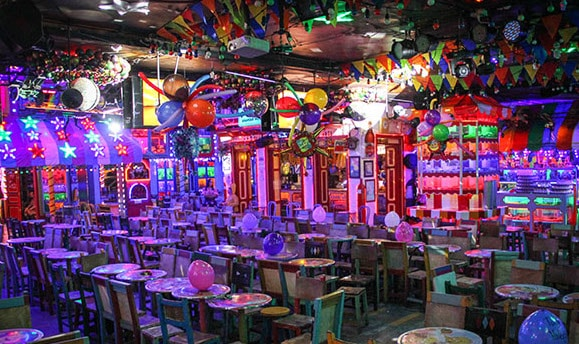 Craziest Bars in Medellin