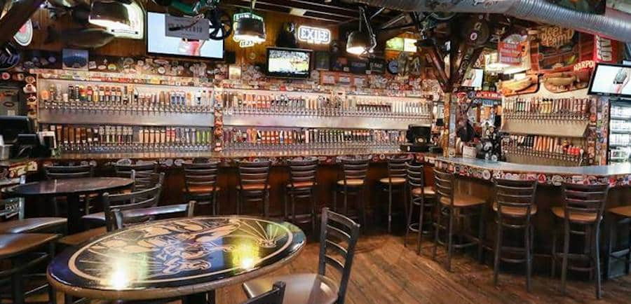 Best Craft Beer Bars in Des Moines