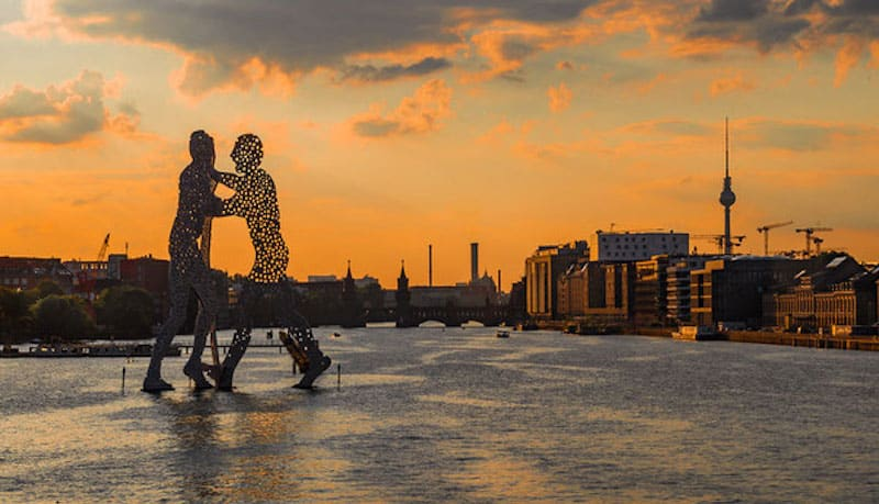 Where to See the Best Sunsets in Berlin
