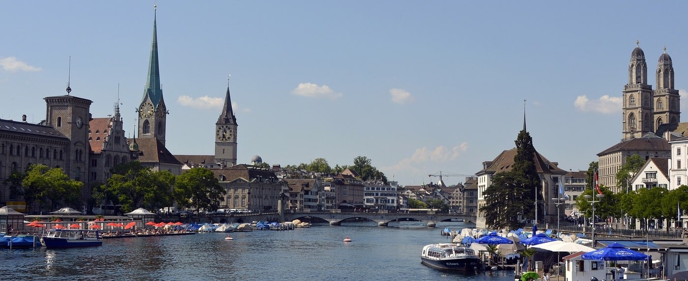 Top Things to Do in Zurich River Cruise