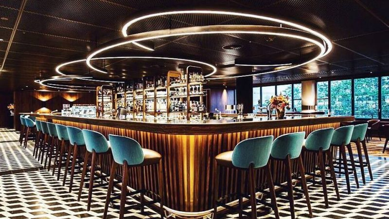 Most Luxurious Bars in Zurich