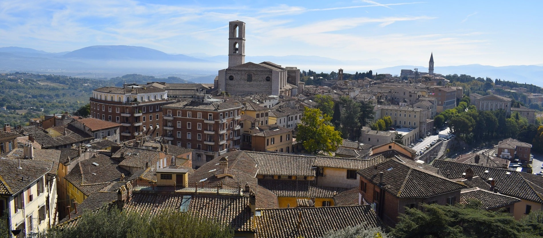 Where to Find the Best Views of Perugia