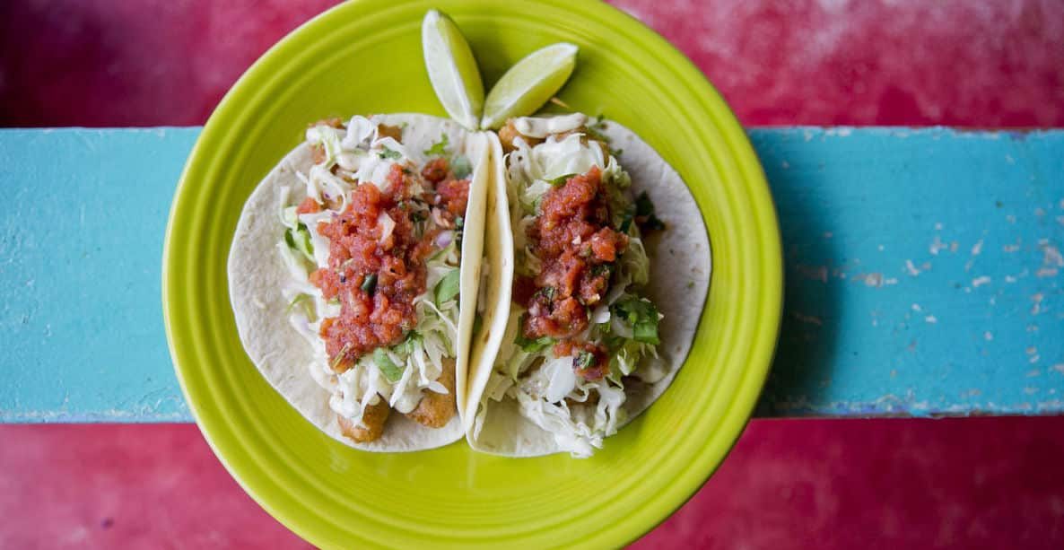 The Best Fish Tacos in America