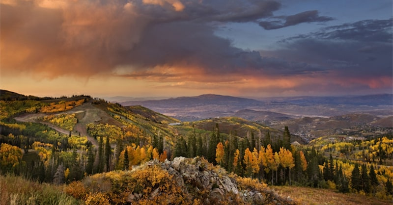 Instagram Park City Utah Best Viewpoints