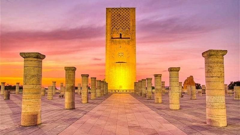 Instagram Rabat Morocco Most Instagrammable