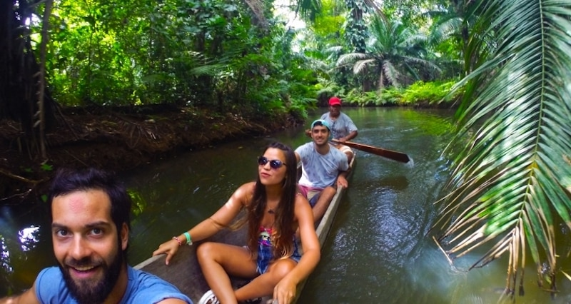 Most Instagrammable Spots in Bocas del Toro Panama