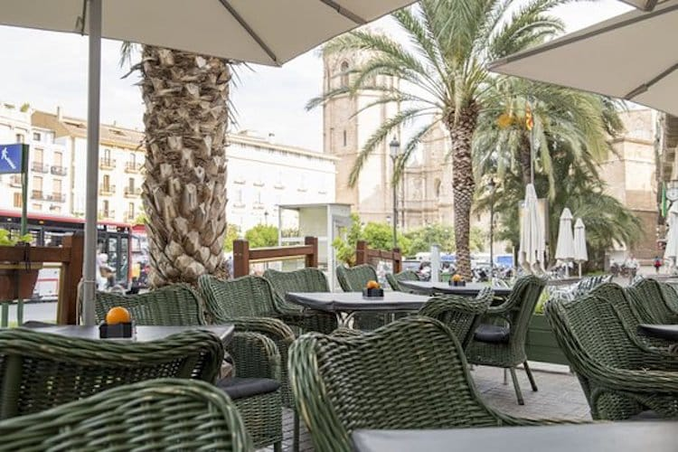Best Bars in Valencia with Terraces