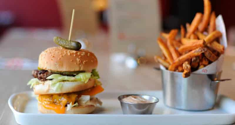 Gourmet Burgers in Quebec City