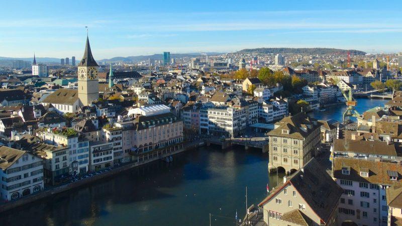 Where to Find the Best Views in Zurich