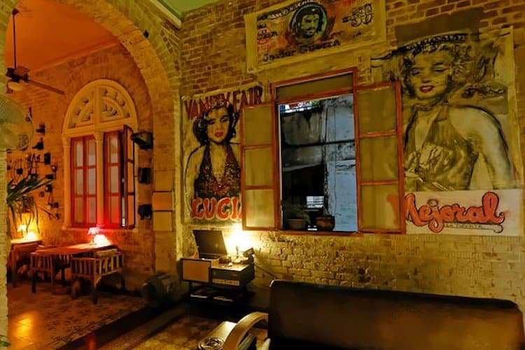 Hipster Bar in Havana Owned by Cuban Film Director
