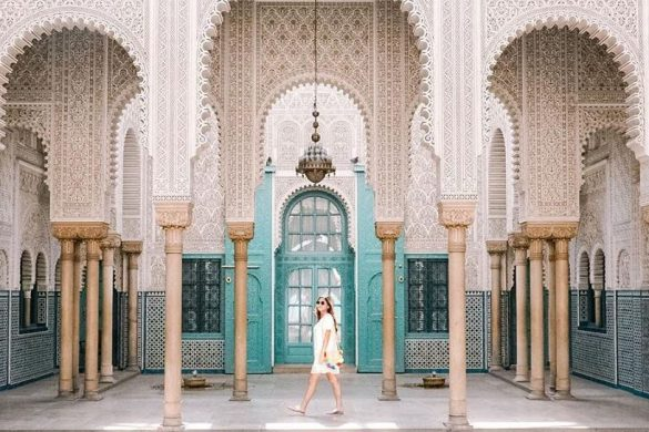 Most Instagrammable Spots in Casablanca