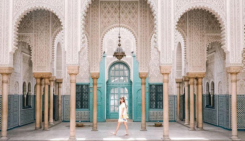 Most Instagrammable Spots in Casablanca