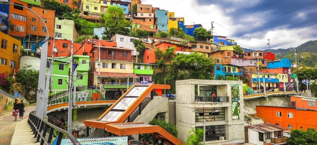 Most Instagrammable Spot in Medellin