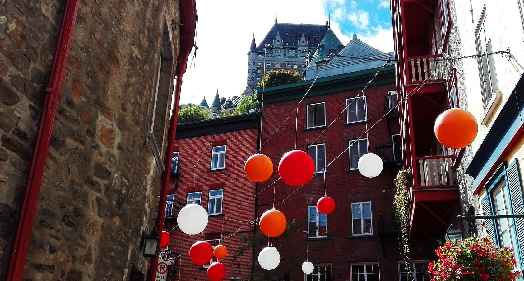 Top Instagram Quebec City Spots