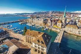 Old Town Zurich Top Tourist Attraction