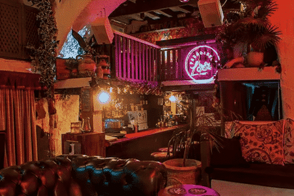 Tropical Vibes Paradise Bar Ibiza