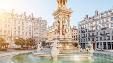 Most Instagrammable Spots in Lyon France