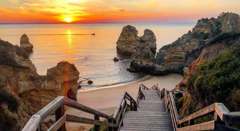 Most Instagrammable Spots in Algarve