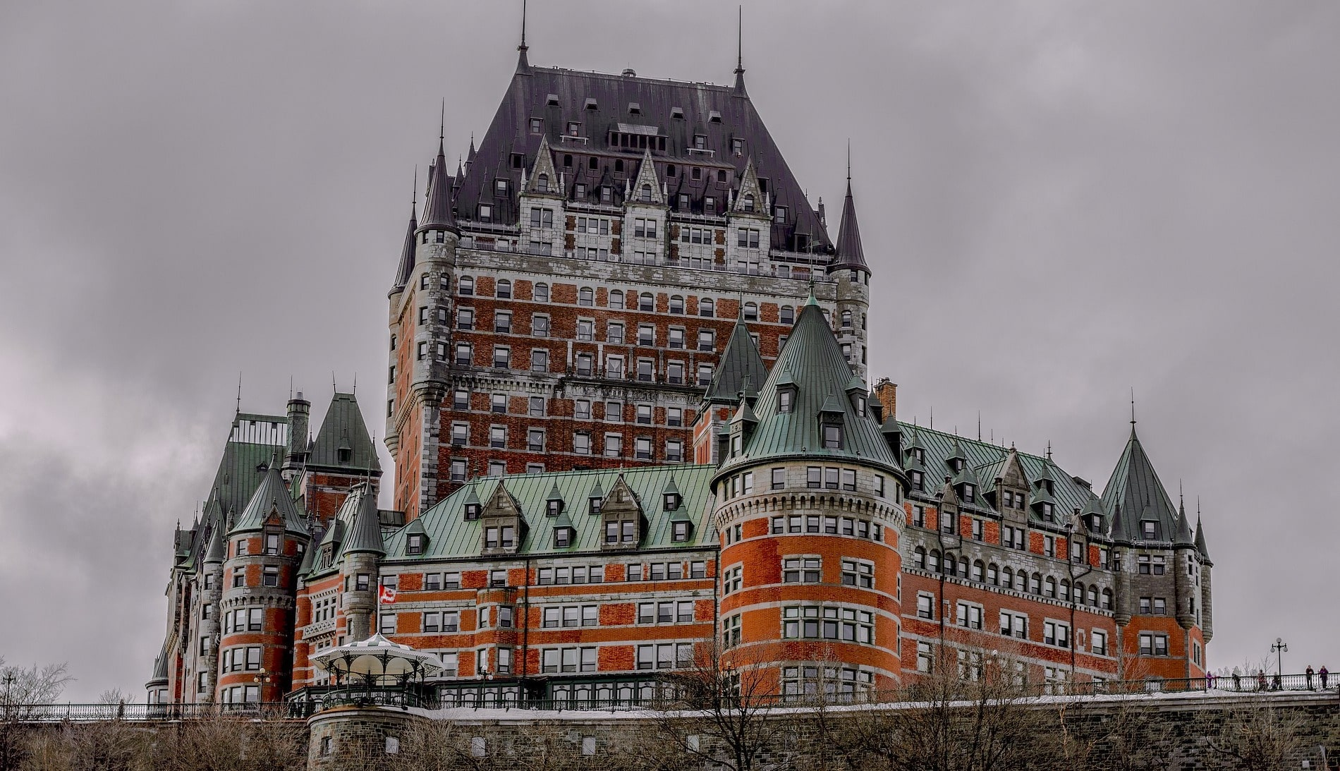 Most Instagrammable Buildings in Quebec City
