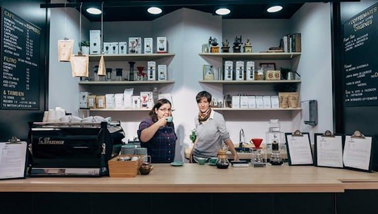Locally Owned Independent Coffee Shops in Valencia