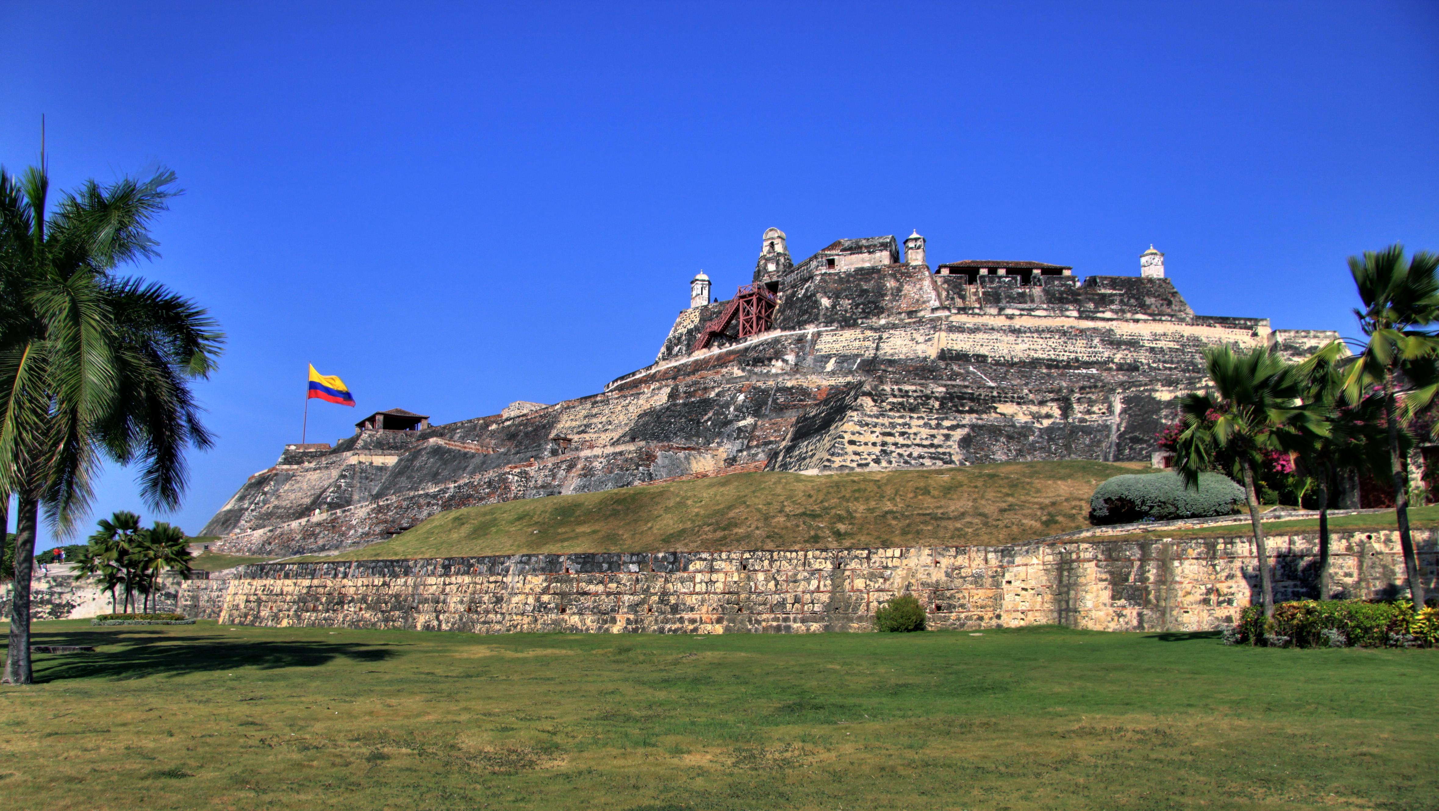 San Felipe Castle Cartagena