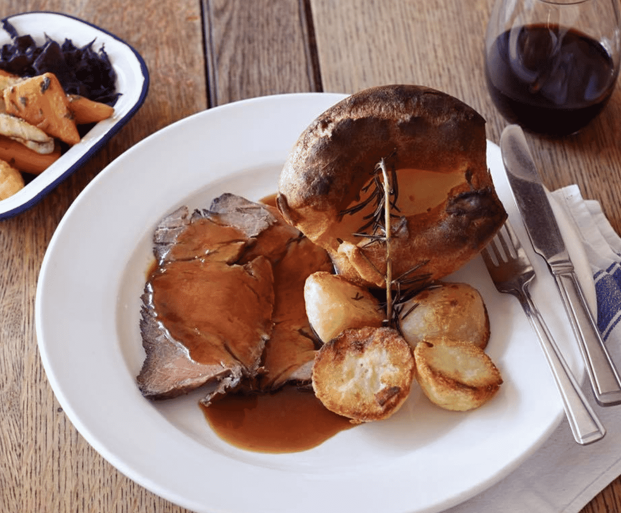 best sunday roast UK