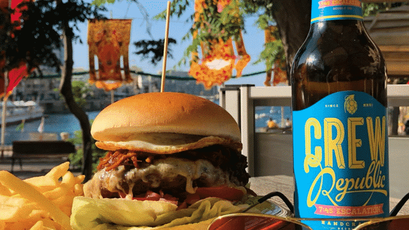 The 7 best Malta burger spots