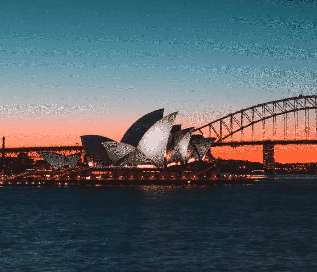 Australian Visitors