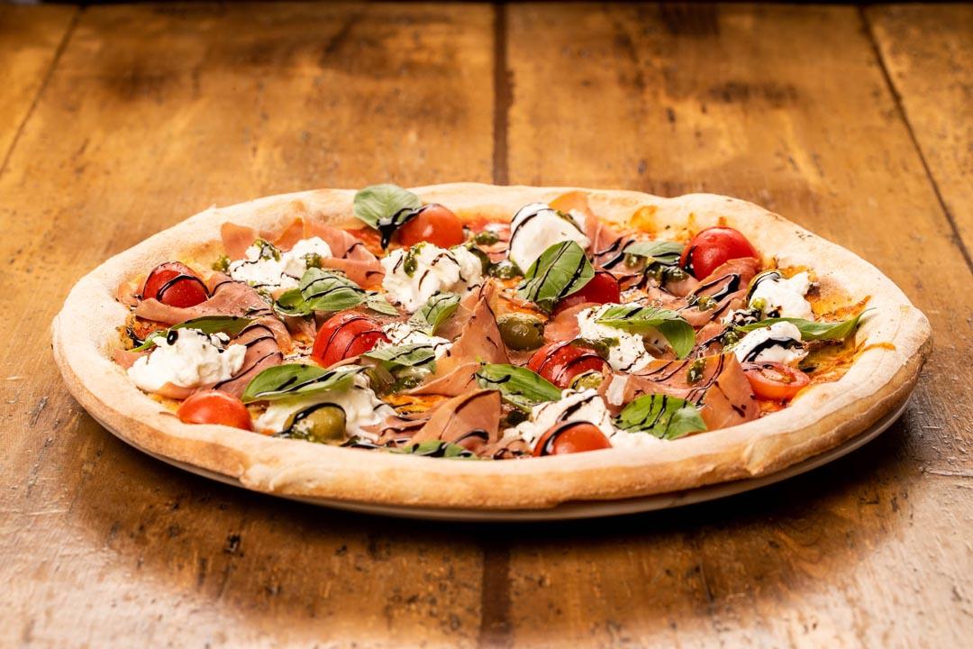 Slovenia Pizza