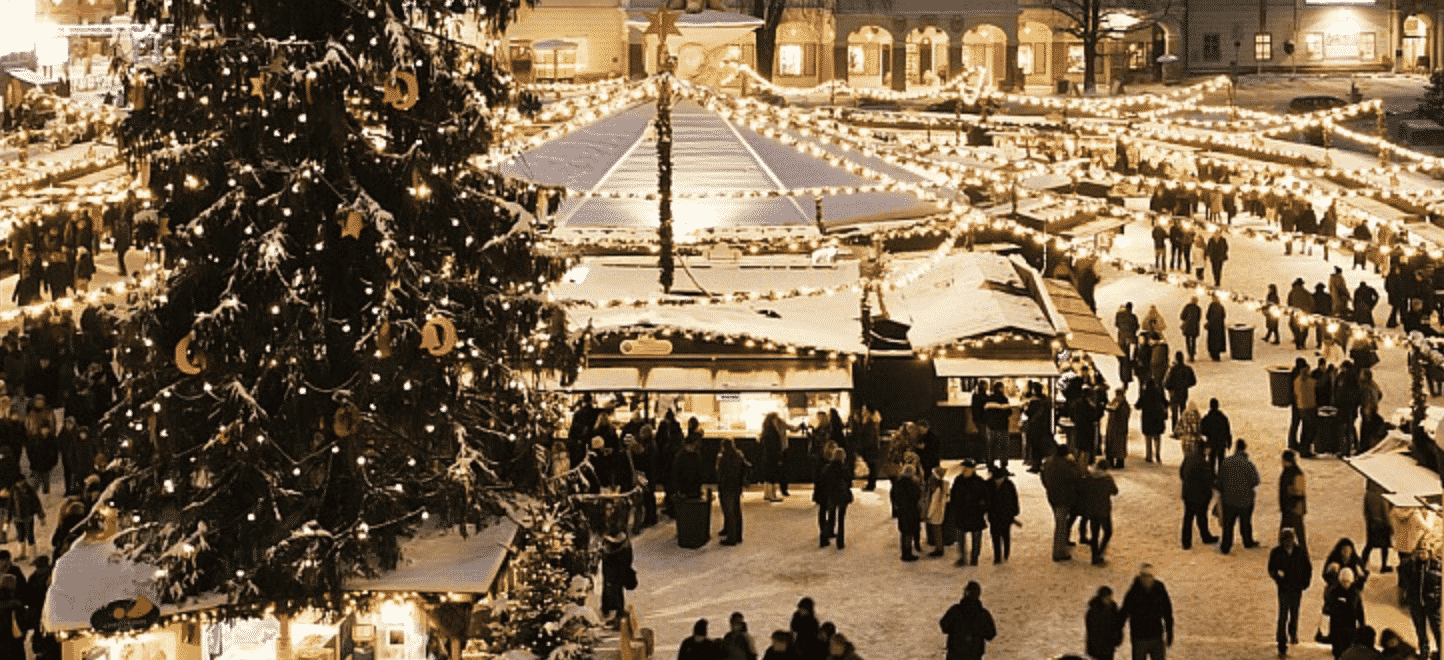 Christmas In Austria 2019.The 20 Best Christmas Markets To Visit In Europe In 2019