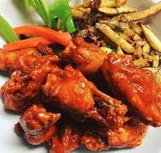 Las Vegas Chicken wings