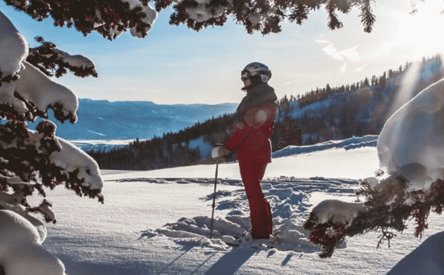 Skiing Resort Ideas for Instagram Park City Utah