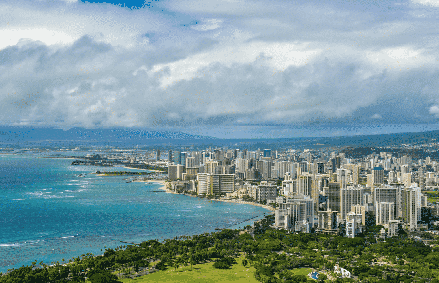 10 Cleanest Cities Hawaii