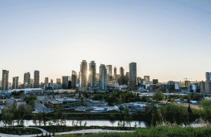 10 Cleanest Cities Calgary