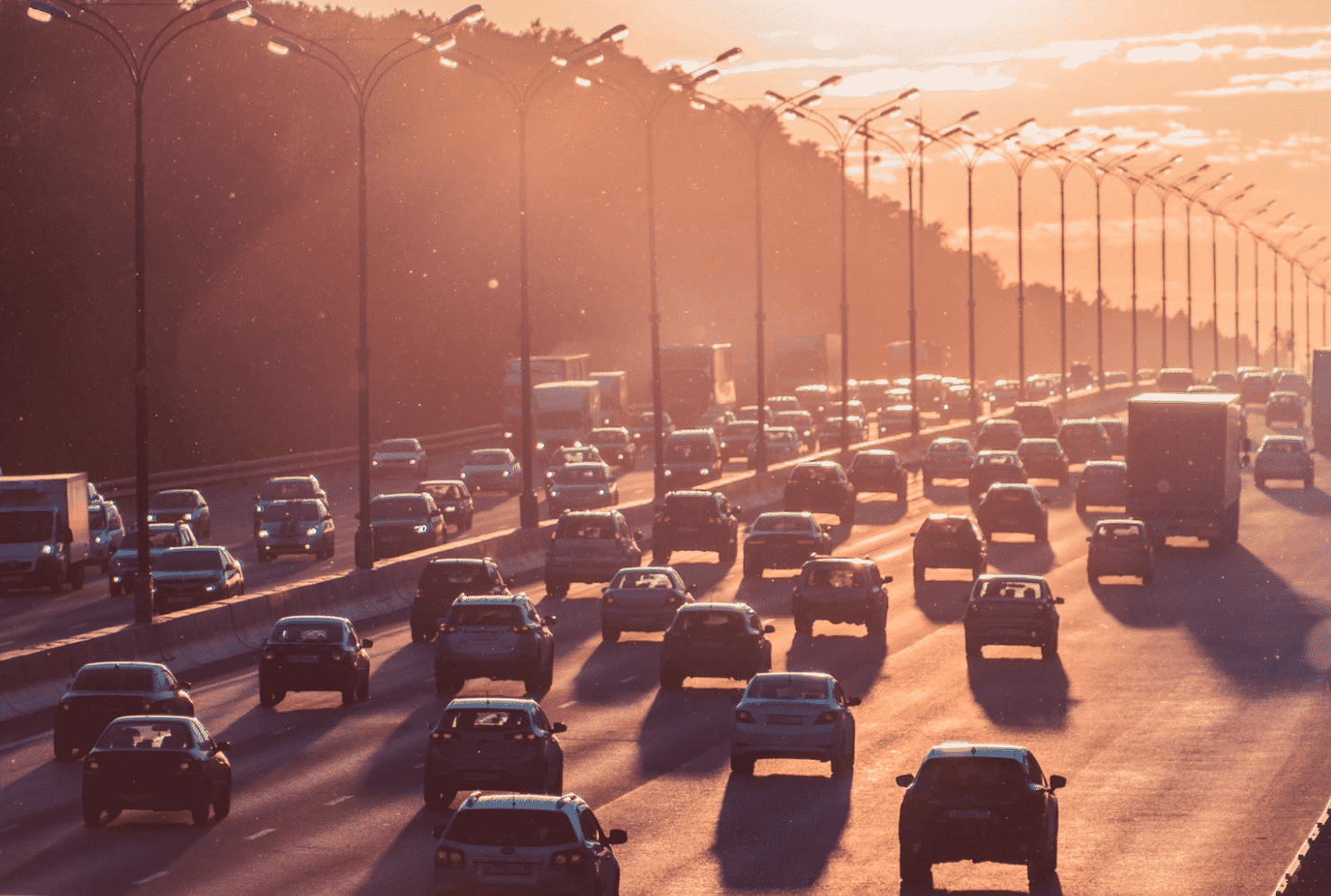 Busiest Cities For Traffic Congestion