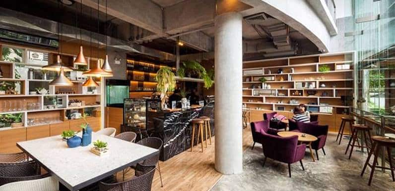 Best Coworking Cafes for Digital Nomads