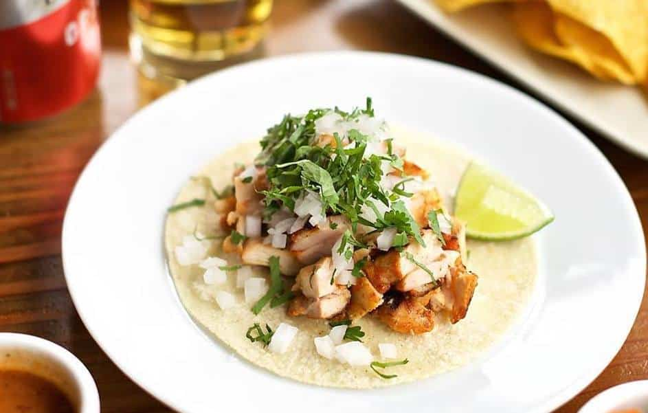Authentic Mexican Tacos in Portland Oregon