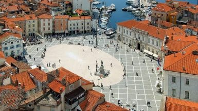 Most Instagrammable Spots in Piran