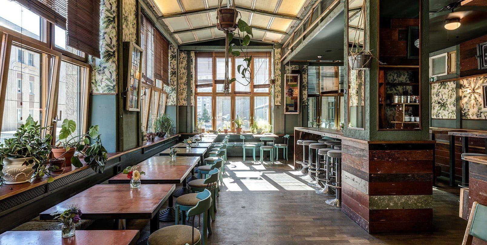 Cutest Cafes in Berlin